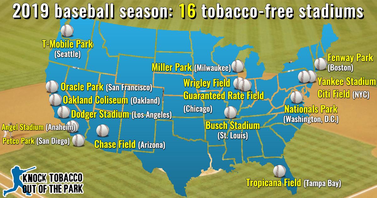 press_release_03_27_2019 | Tobacco-Free Baseball